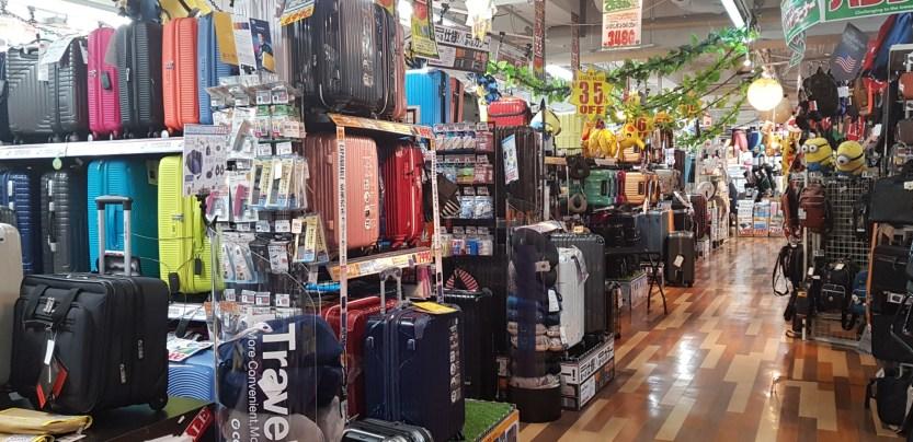 Au cas où votre valise serait trop petite