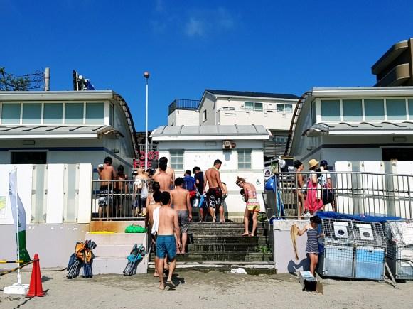 Zushi beach 14