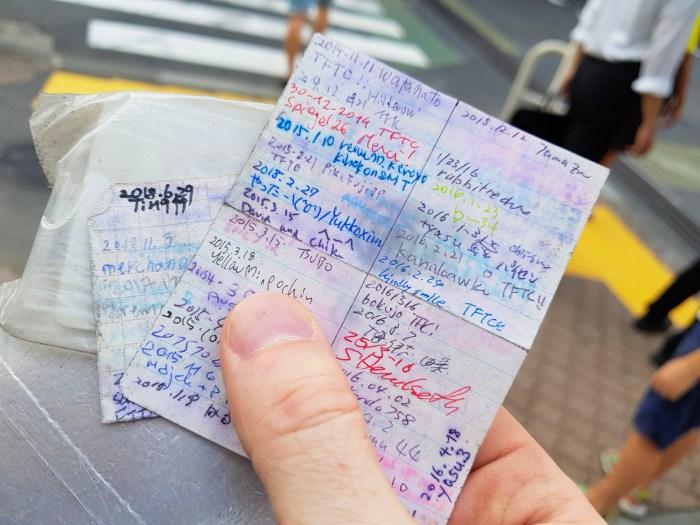 Découvrir Tokyo grâce au geocaching
