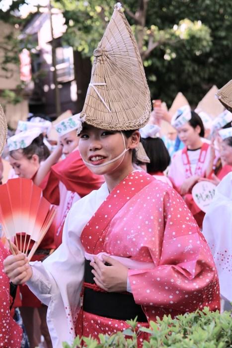 Le matsuri Awa Odori de Koenji
