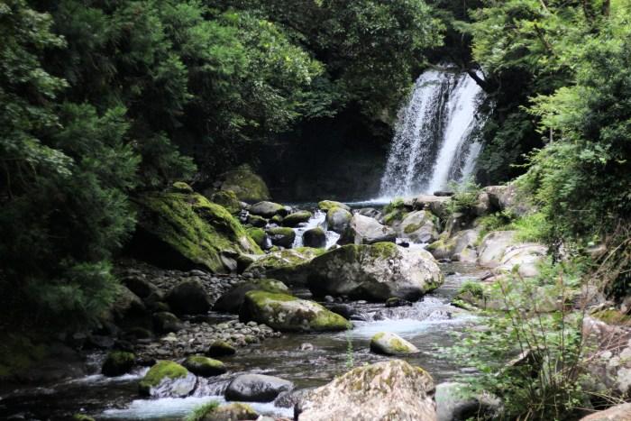 Les 7 chutes d'eau de Kawazu dans la péninsule d'Izu
