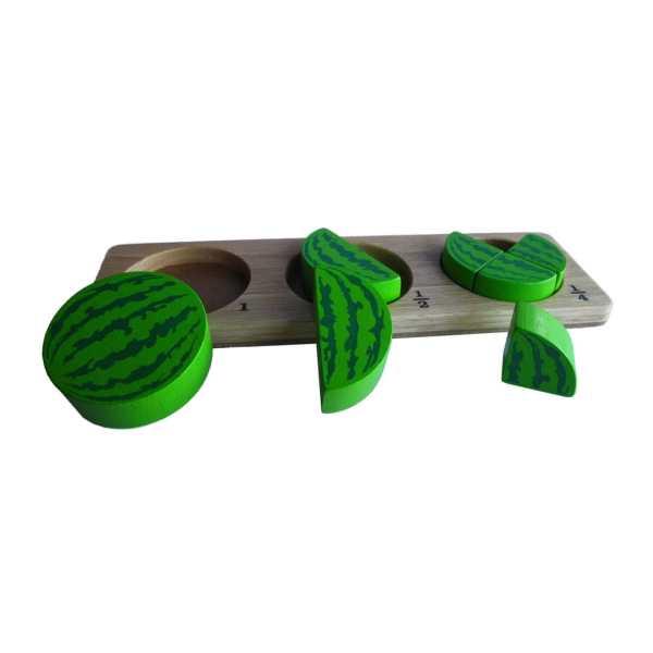 Fractional Watermelon 2
