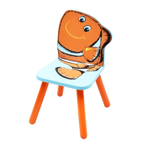 Clown Fiish Chair 1