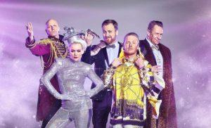 Tangokuningas sekä tangokuningattaren tytär kisaavat The Voice of Finland -ohjelmassa