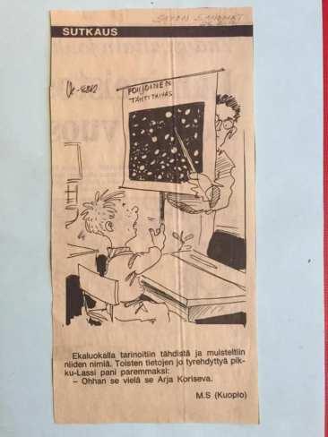Savon Sanomat vuonna 1992.