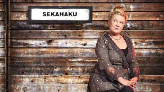 Tarja Närhi on Ylen suosittu radiotoimittaja.