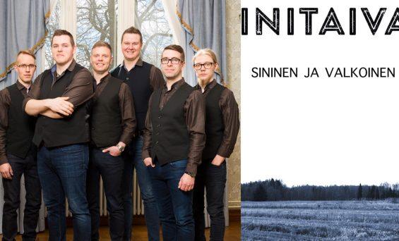 """Sinitaivas loi kauniin Sininen ja valkoinen -version kunnianosoituksena Suomelle: """"Kiitos veteraanit ja lotat"""""""