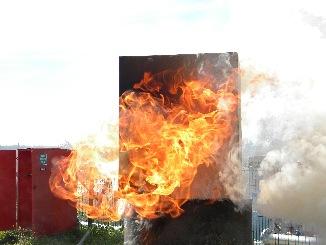 El fuego completo