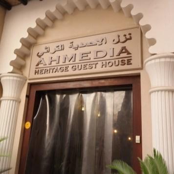 Ahmadiya Heritage house