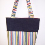 Aivilo Pocket Tote Bag pattern by aivilocharlotte