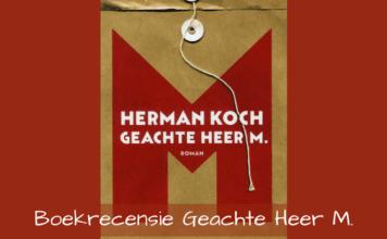 Geachte heer M van Herman Koch
