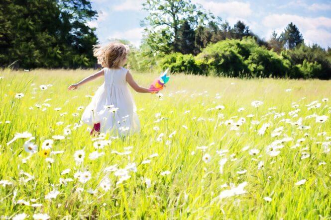5 dingen die ik het leukst vind aan kleine meisjes die groot worden