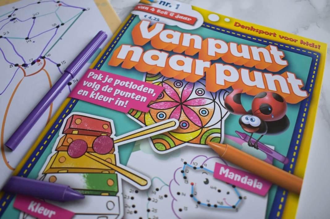 Denksport Junior Van Punt Naar Punt
