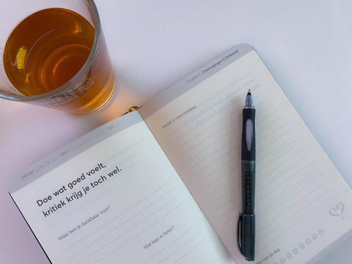 Leer jezelf beter kennen door te journalen