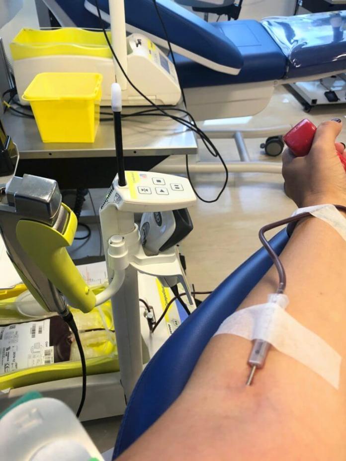 bloed doneren