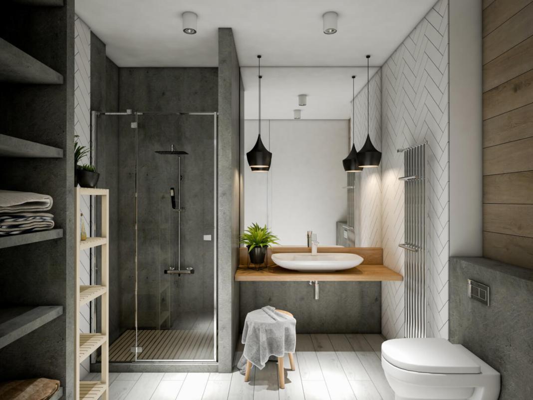 de perfecte badkamer
