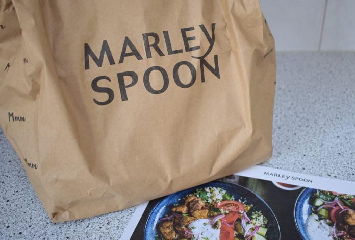 maaltijdbox van Marley Spoon