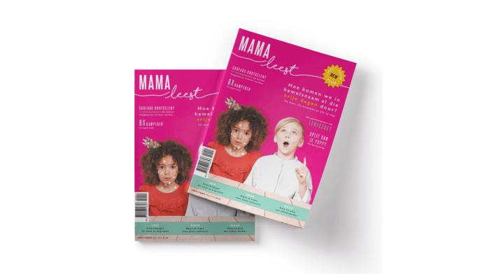 LEZEN   Mama Leest; het nieuwe magazine voor moeders