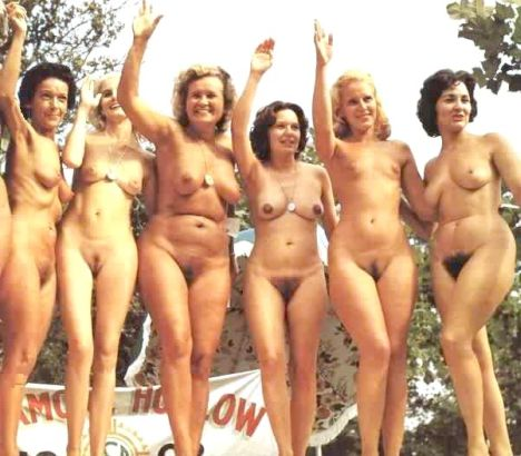 group of girls nude homemade