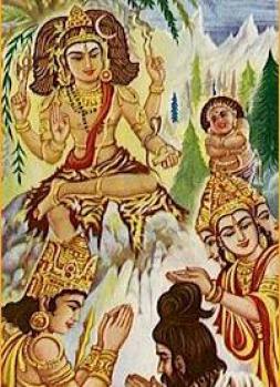 Hay varias escuelas importantes del Shivaismo, de las cuales las más elevadas pertenecen al sistema Trika.