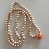 Conoce el Japa Mala o rosario Hinduista De 108 Cuentas?