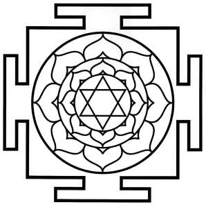 Las 10 Mahavidyas o representaciones de la Devi Bhuvaneswari Mahavidya