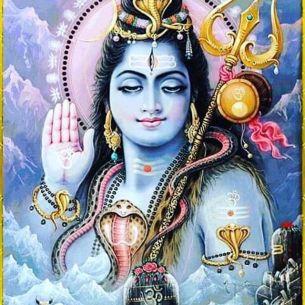 Shiva: la consciencia suprema, el masculino divino, el hombre (o la mujer) consciente