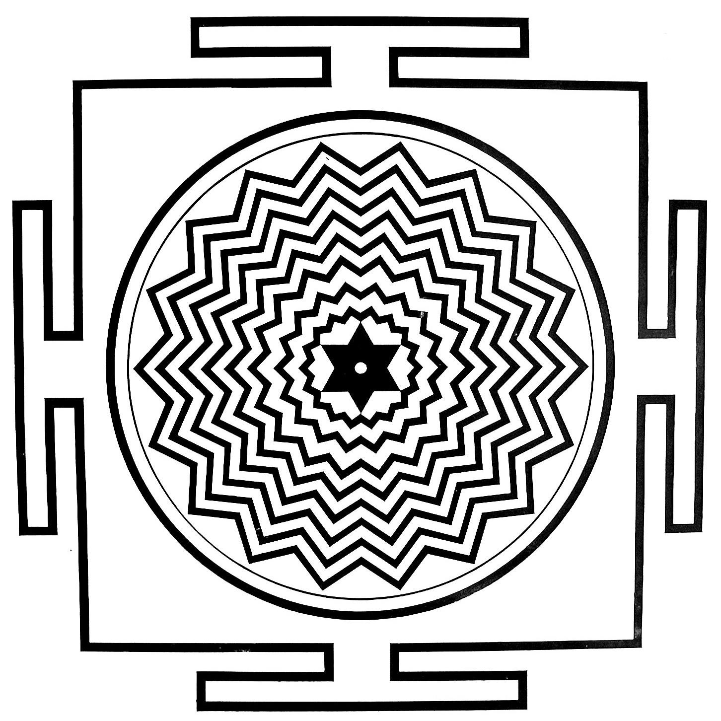 Shiva Manifestado