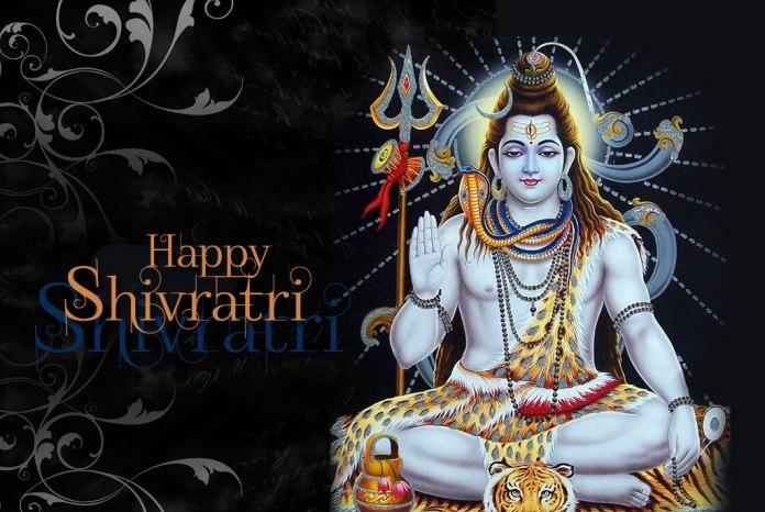 Una vez al año se celebra el gran Maha Shivaratri