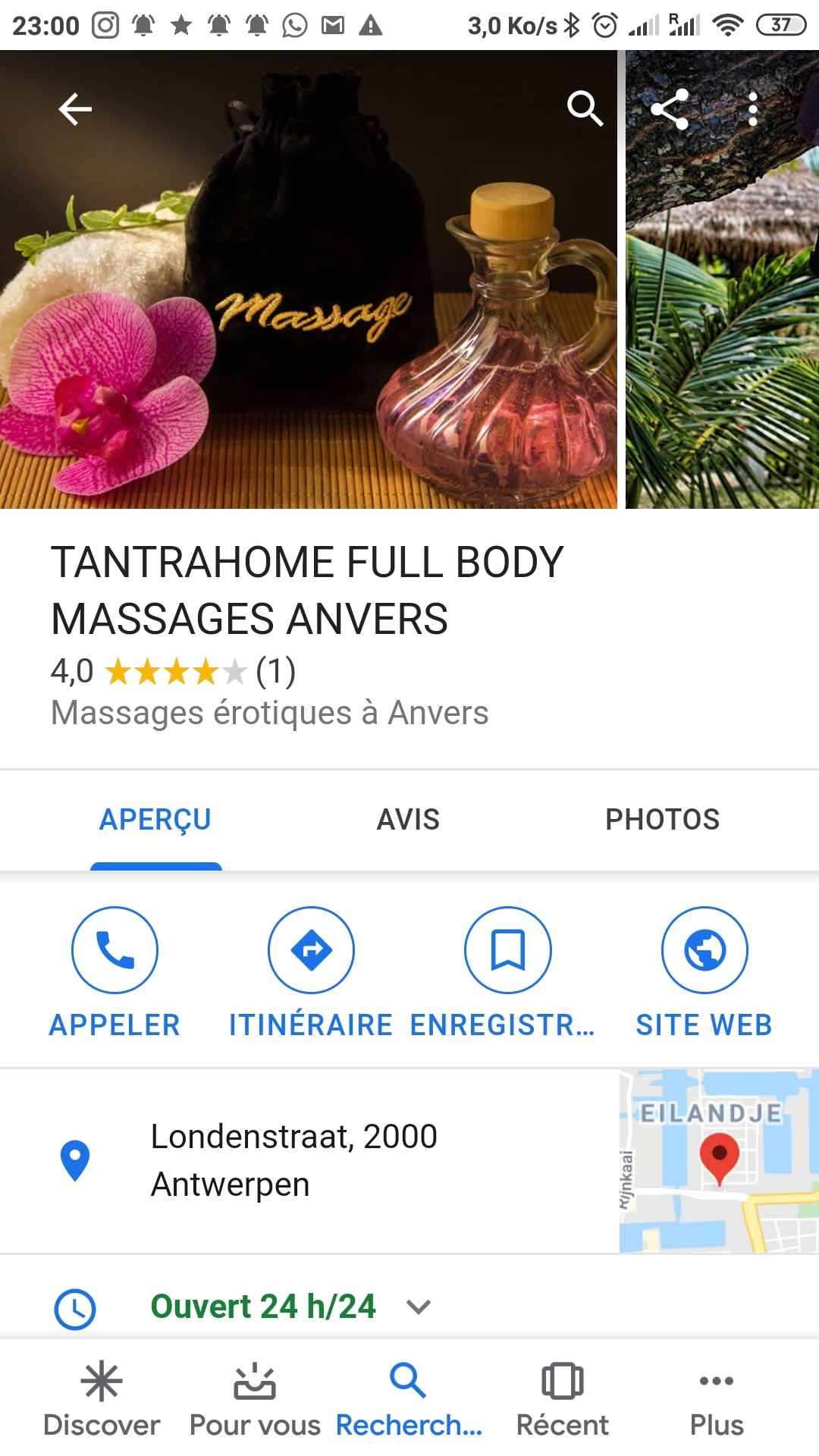TantraHome Massage Anvers