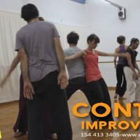 Que es el Contact Improvisación?