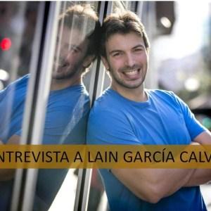 Lain García Calvo ¿al desnudo?