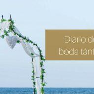 Diario de una boda tántrica (II). La ceremonia de amarre