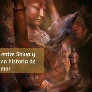 La historia de amor entre Shiva y Shakti