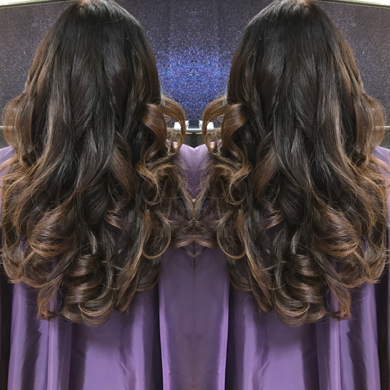 Ombr Transformations Tantrum Hair Extensions