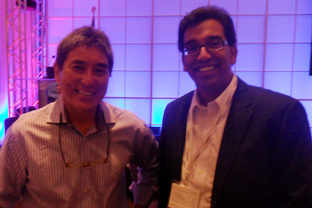 Guy Kawasaki and Tanveer Naseer - MHLC 2013