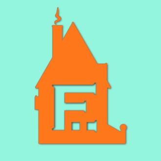 Espace Fliret, Logo by Tany 2010