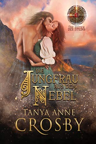 Die Jungfrau aus dem Nebel (Die Hüter des Steins 4) (German Edition)