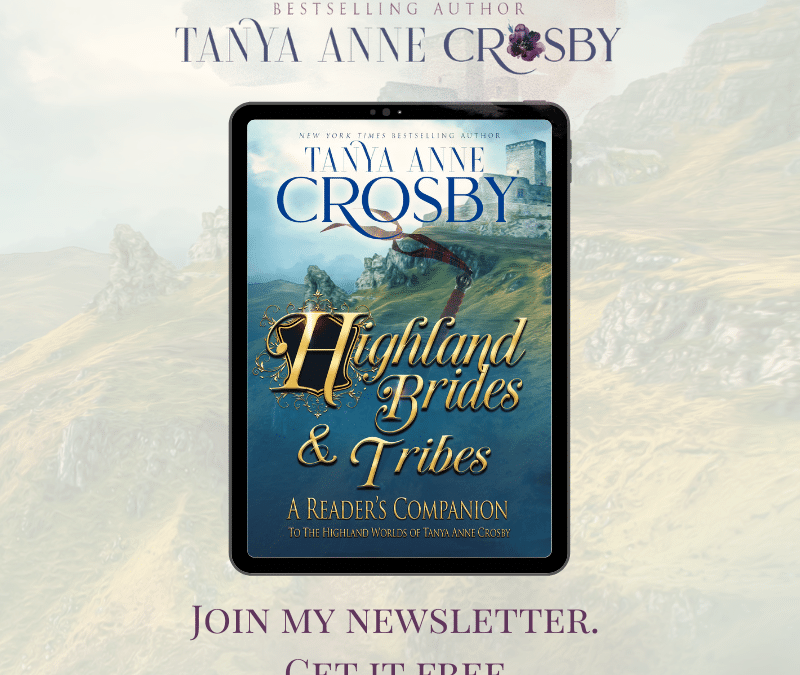 Want a free Highland Brides reader's guide?
