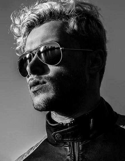 Professional fashion advertising portraits by Tanya Antalikova Photography LA, NYC and London