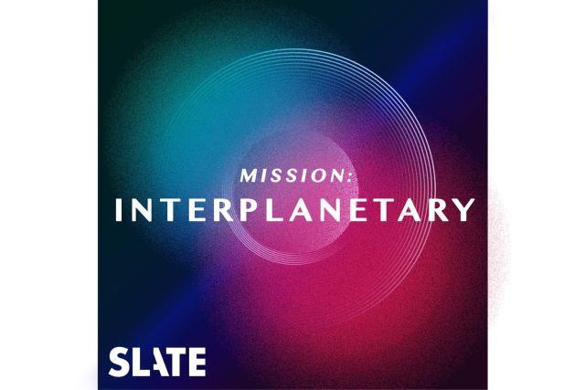 Mission Interplanetary Podcast Logo