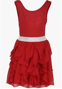Evolve Red Dress @ Jabong.com