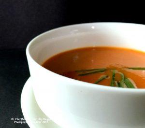 Tomato and Basil Soup