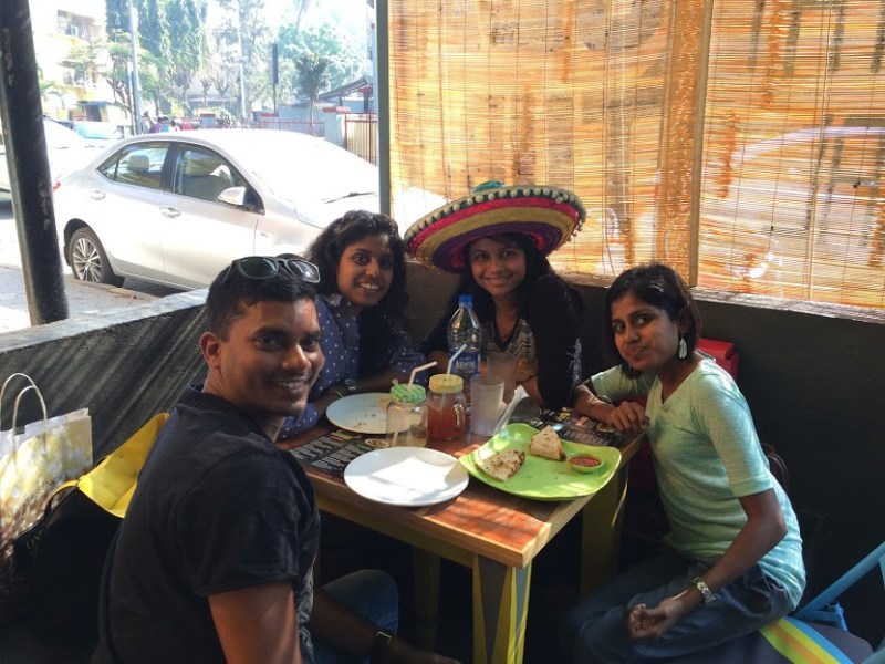 Celebrate friendships at Uba Tuba