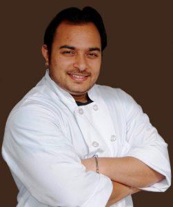 Executive Chef Mr. Dinesh Prasad Bhatt @ Eatonomist