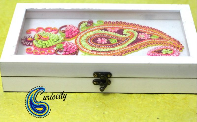 Beautiful gift boxes from Curiocity