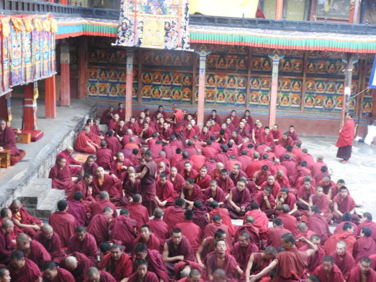 Assembly of Monks