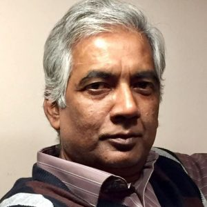 Dr. Shibshankar Dasgupta, Executive Director, Shreeja India