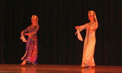 Kayyin Ensemble - Abend der Tänze - Russisch-Persischer Tanz