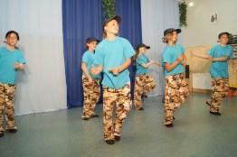 Hip Hop Kinder und Jugendliche